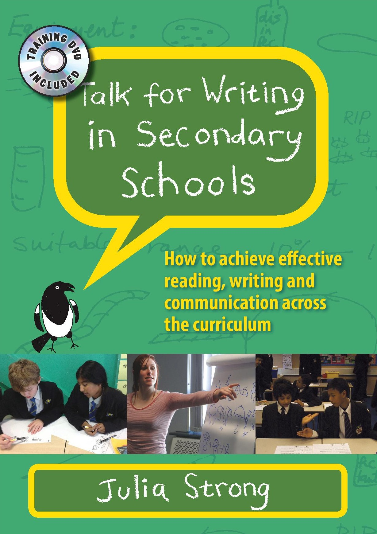 Talk for Writing in Secondary Schools book cover