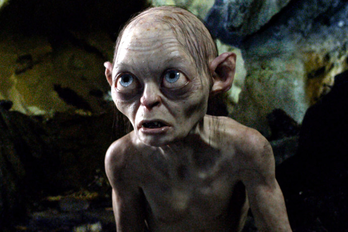 Talk for Writing descriptive writing Gollum
