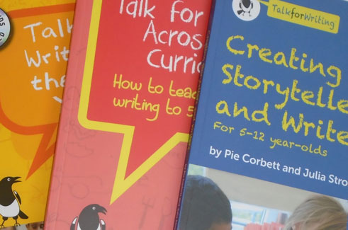 Talk for Writing Books
