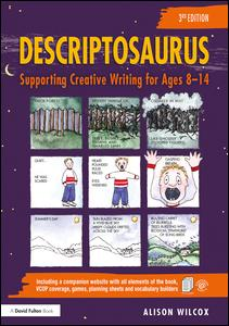 Descriptosaurus front cover