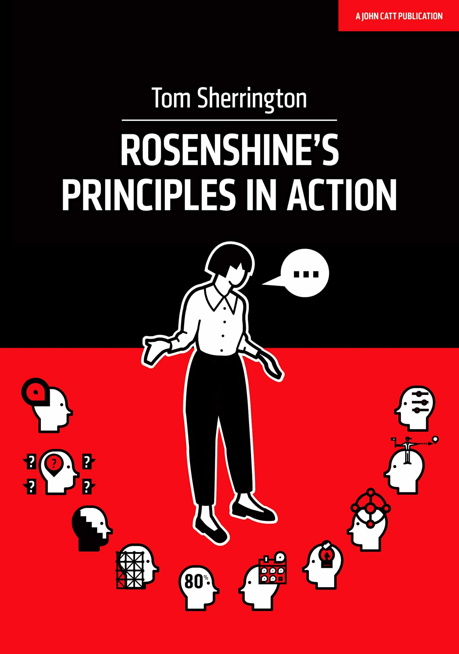 Rosenshine's Principles in Action front cover