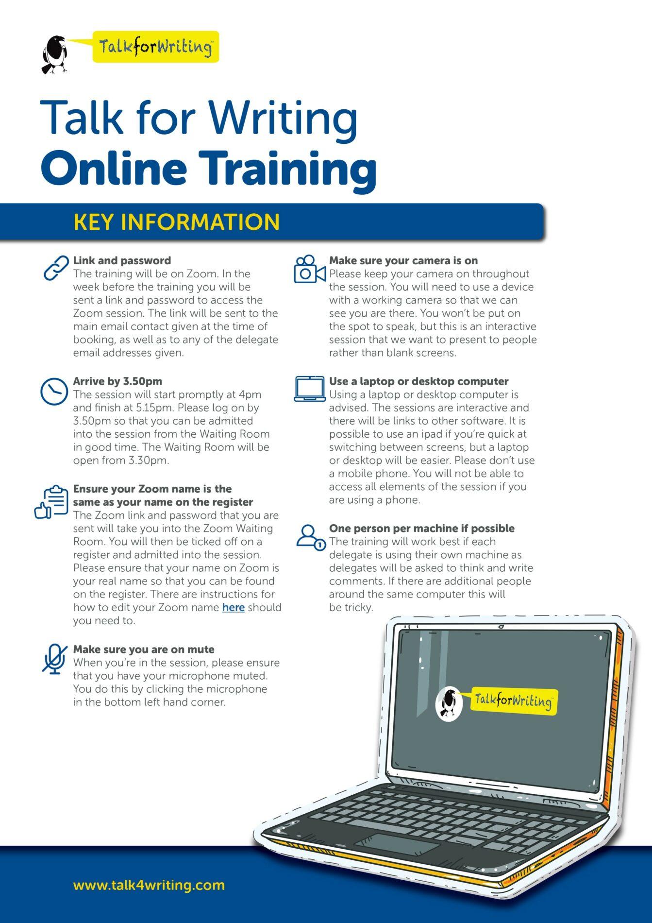 Download key information PDF